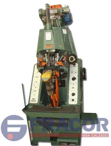 Maquina de Montado Ormac 760